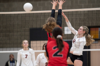 Gallery: Volleyball Yelm @ Central Kitsap